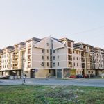 Mileve Marić, kompleks zgrada